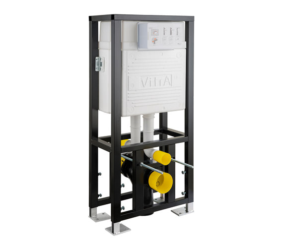 VitrA 12cm Double Floor Fixation Frame With Concealed Cistern