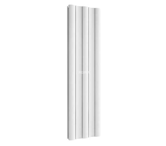 Alternate image of Reina Gio Vertical Double Aluminium Radiator 280 x 1800mm