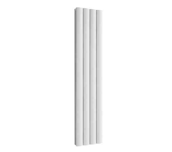 Alternate image of Reina Greco Aluminium Vertical Double Radiator 280 x 1800mm