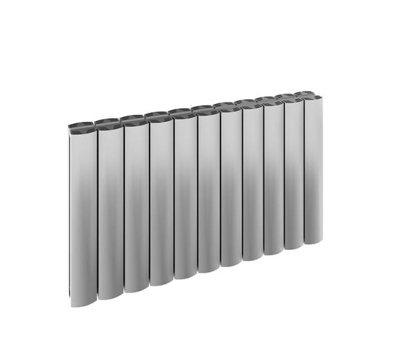 Alternate image of Reina Greco Double Panel Horizontal Radiator 660 x 600mm