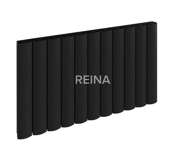 Reina Greco Single Panel Horizontal Radiator 660 x 600mm