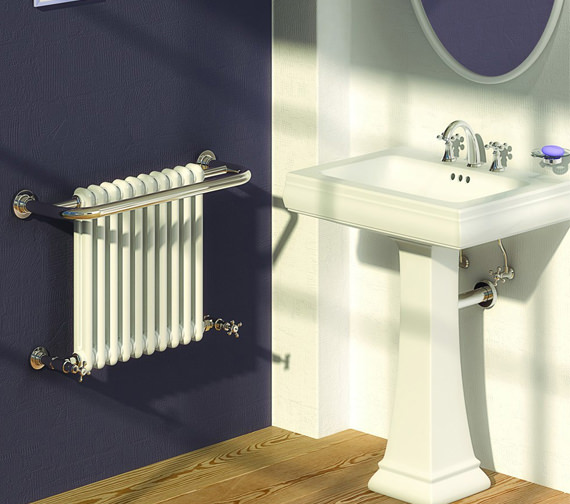 Reina Camden Traditional Radiator 743 x 493mm - RND-CM02