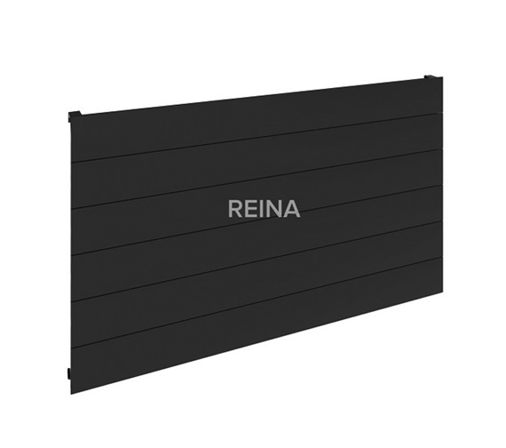 Alternate image of Reina Veno Single Panel Aluminium Radiator 1000 x 605mm - A-VN100W