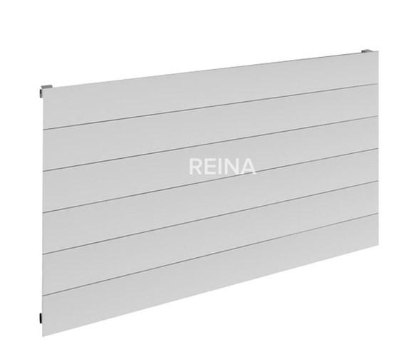 Reina Veno Single Panel Aluminium Radiator 1200 x 605mm - A-VN120W