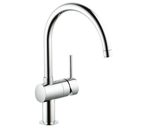 Grohe Minta Half Inch Sink Mixer Tap - 32917000