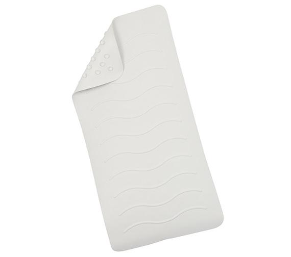 Croydex Wave Rubber Bath Mat Ag220422h