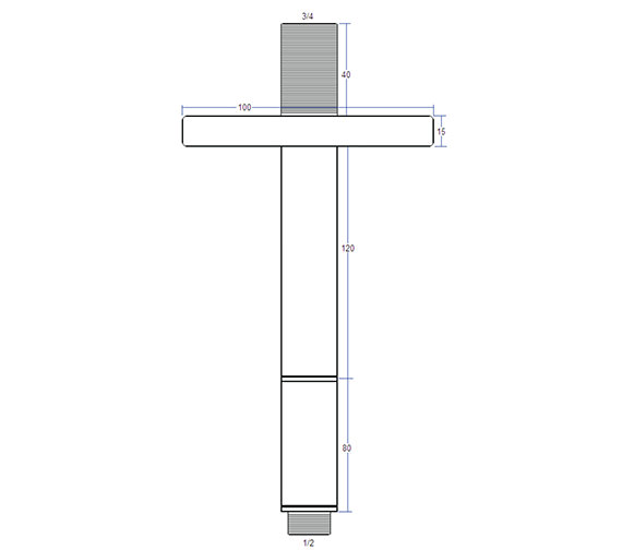 Technical drawing QS-V41388 / FH685C