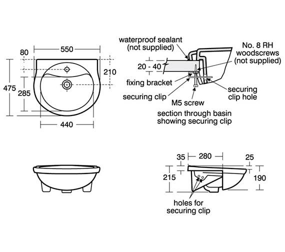 Technical drawing QS-V40433 / E758501