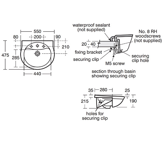 Technical drawing QS-V3330 / E758601