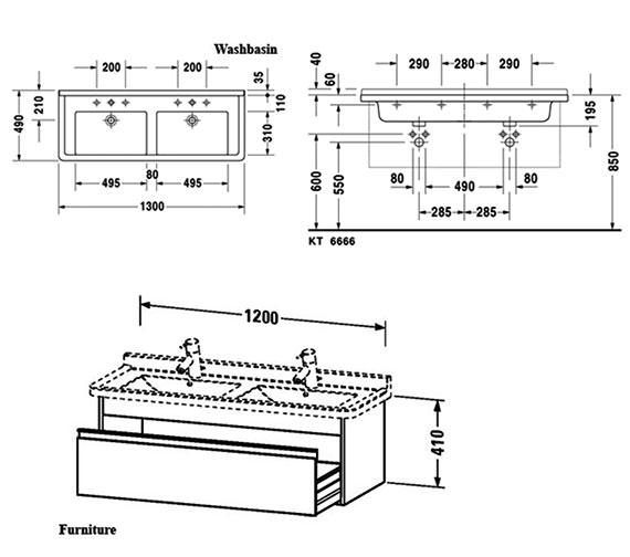Technical drawing QS-V59039 / KT666601818