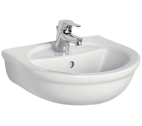 Ideal Standard Alto 450mm 1 Taphole Handrinse Basin - E742501