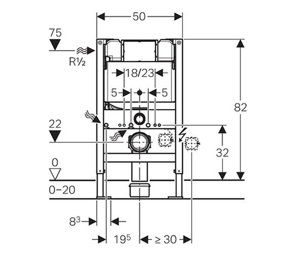 Technical drawing QS-V39528 / 111.260.00.1