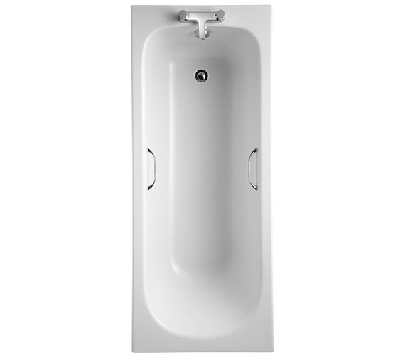 Ideal Standard Alto CT Idealform Plus No TH 1700 x 700mm Bath With Grips