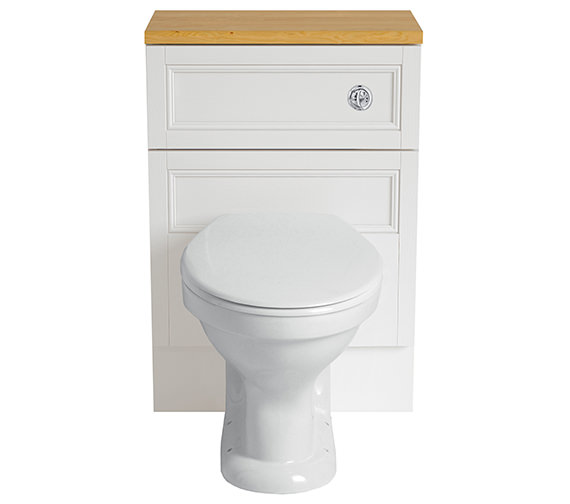Heritage Belmonte Back-To-Wall WC 505mm - PBWF00