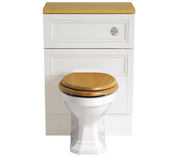 Heritage Granley 369mm Back To Wall WC