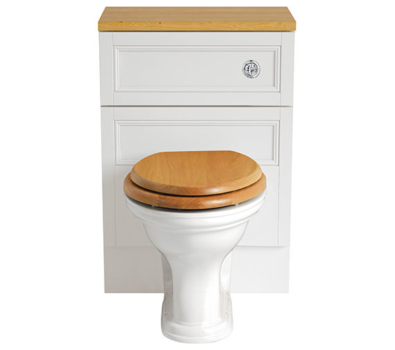 Heritage Dorchester Back To Wall WC 505mm - PDWF00