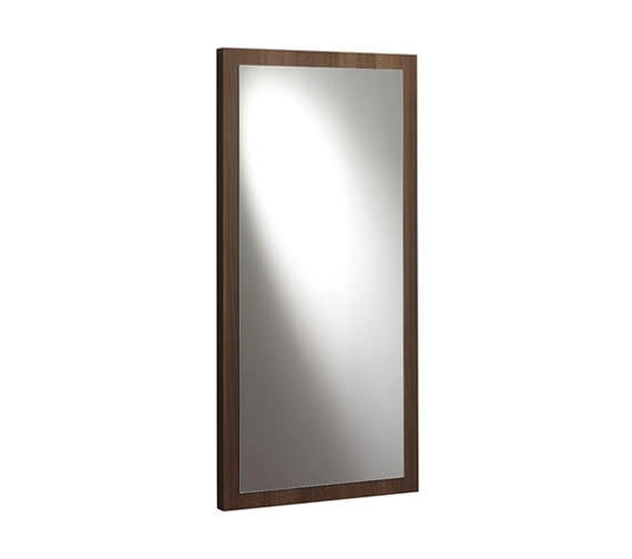 Bauhaus Elite Bathroom Vanity Mirror 460mm - EL4696WT