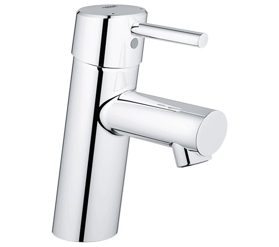 Grohe Concetto Half Inch Basin Mixer Tap Chrome - 3224010L