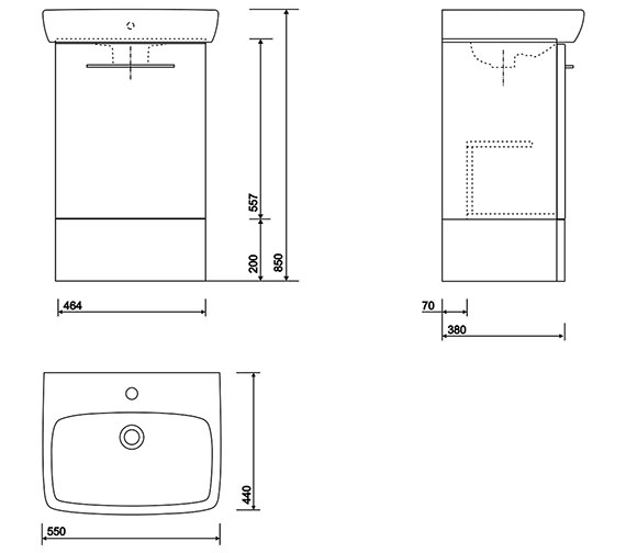 Technical drawing QS-V10692 / E10375GA