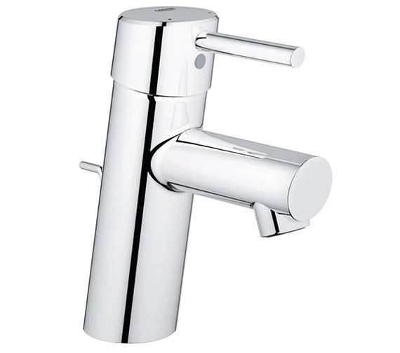 Grohe Concetto Half Inch Basin Mixer Tap With Pop-Up Waste - 3220210L