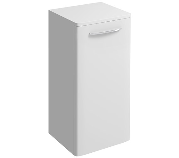 Twyford E100 Square Small Side Furniture Unit 330 x 655mm