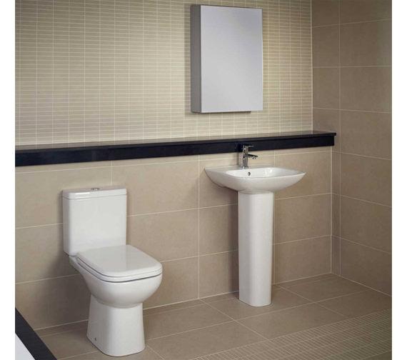 RAK Origin 62 4 Piece Bathroom Suite