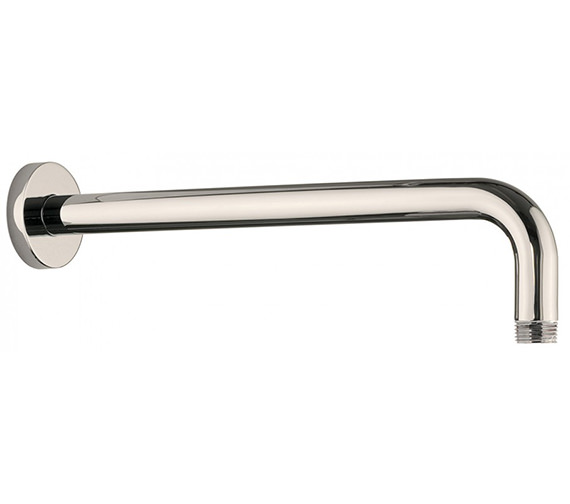 Additional image of Crosswater Chrome 330mm Wall Mounted Shower Arm