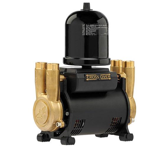 Salamander CT FORCE 30 TU 3.0 Bar Twin Brass Ended Universal Shower Pump
