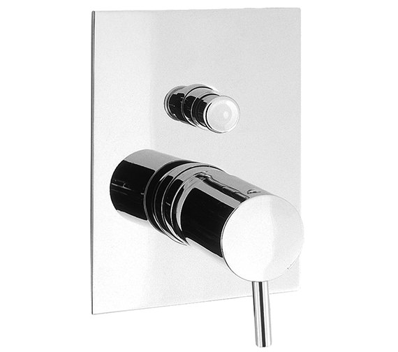 Crosswater Kai Lever Recessed Manual Shower Valve With Diverter