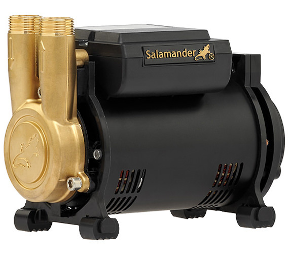 Salamander CT FORCE 30 PS 3.0 Bar Single Brass Ended Positive Head Pump