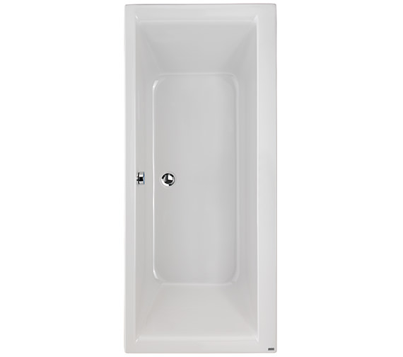 Twyford Athena Acrylic Double Ended No Tap Hole 1700 x 750mm Bath