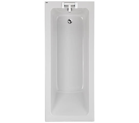 Twyford Aspect Acrylic Single Ended 2 Tap Hole 1700 x 700mm Bath