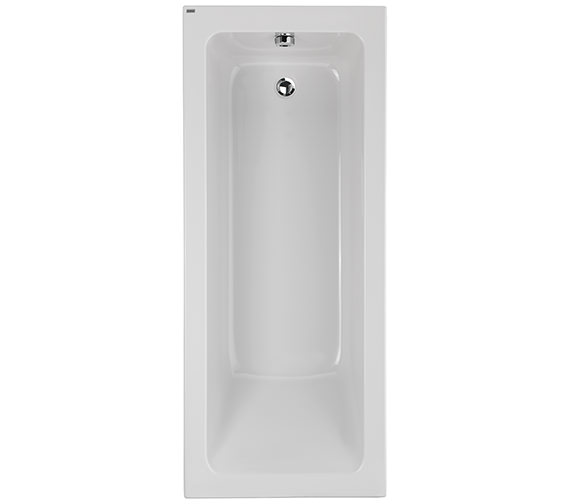 Twyford Aspect Acrylic Single Ended No Tap Hole 1700 x 750mm Bath
