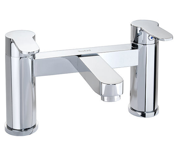 Twyford X50 Deck Mounted Bath Filler Tap - X505255CP
