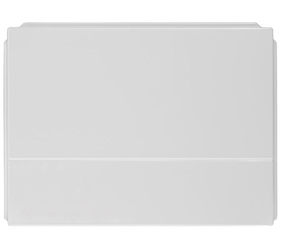 Twyford Endurance 700mm Wide White End Bath Panel