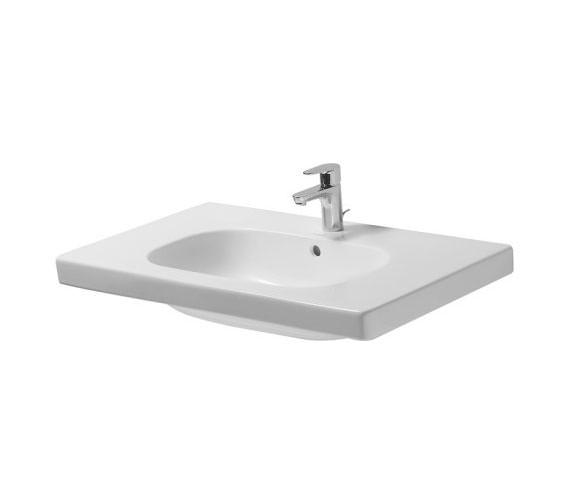 Duravit D-Code 850 x 480mm Furniture Washbasin - 03428500002