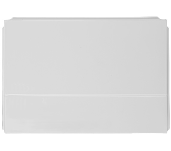 Additional image of Twyford Endurance 700mm Wide White End Bath Panel