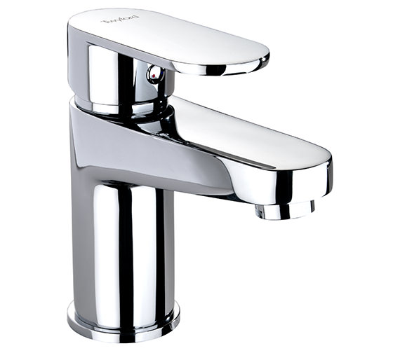 Additional image of Twyford X70 Mono Basin Mixer Tap With Click Clack Waste