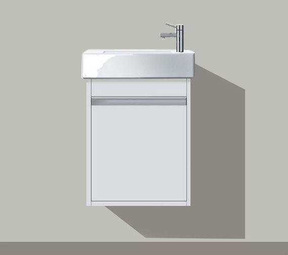 Duravit Ketho Single Door Vanity Unit With Vero 500mm Basin
