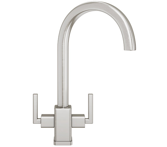 Franke Mythos MTX Kitchen Sink Mixer Tap SilkSteel - 115.0049.966
