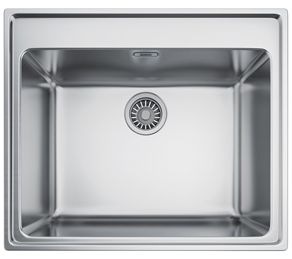 Franke Midas MTX 610-55 Stainless Steel 1.0 Bowl Inset Kitchen Sink