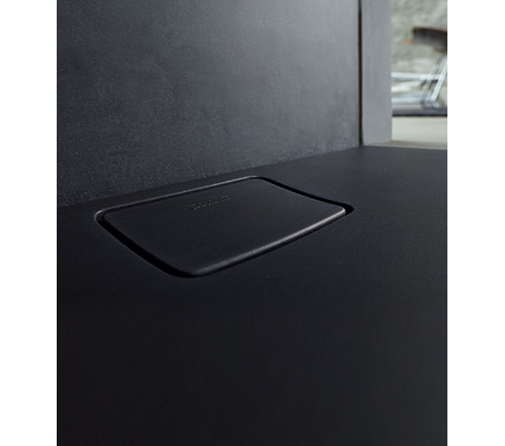 Additional image of Duravit Stonetto Rectangular Shower Tray