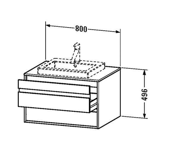 Technical drawing QS-V21048 / KT675401818