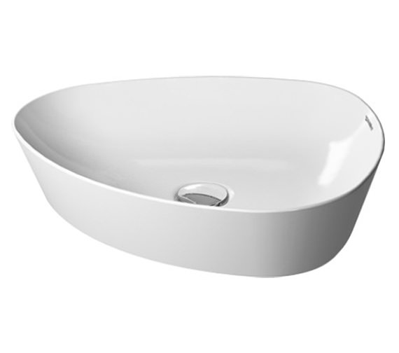 Duravit Cape Cod 500mm Washbowl - 2339500000