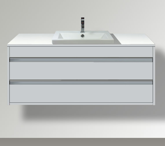 Duravit Ketho 1200mm 2 Drawers Unit For Vanity Basin
