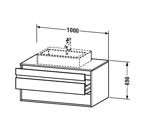 Technical drawing QS-V59136 / KT665501818