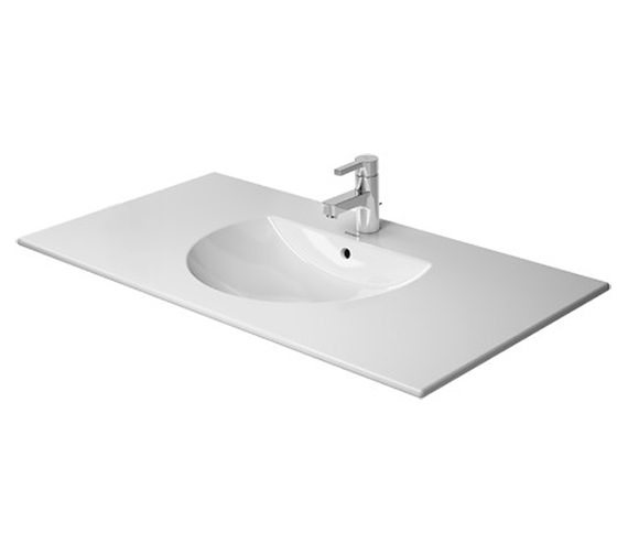 Duravit Darling New 1030 x 545mm 1 Taphole Furniture Washbasin