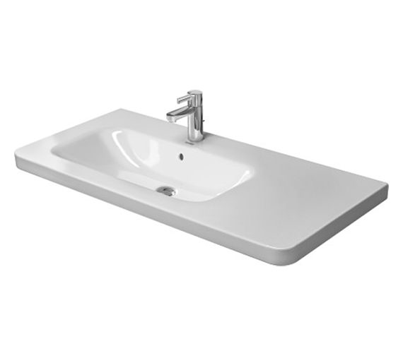 Duravit DuraStyle 1000mm Asymmetric Left Bowl Furniture Basin-2325100000