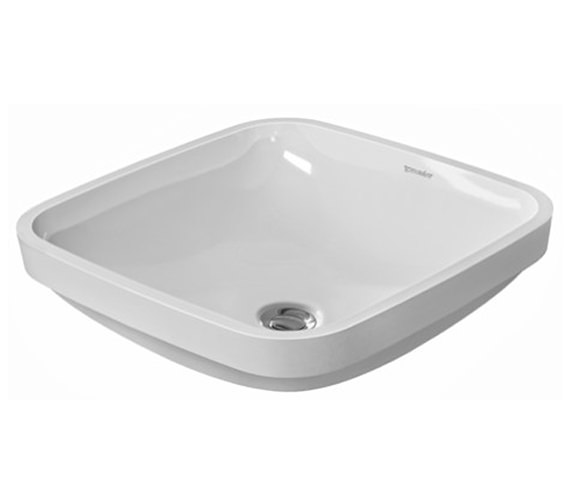 Duravit DuraStyle 370 x 370mm Ground Vanity Basin - 0373370022