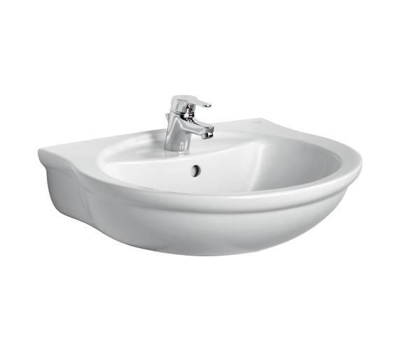 Ideal Standard Alto 600mm 1 Taphole Basin - E746501